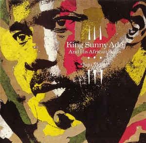 [수입] King Sunny Ade & His African Beats - Juju Music