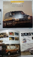 1990 Plymouth Voyager  Catalog