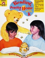 Reading Practice at Home Grade K (paperback)