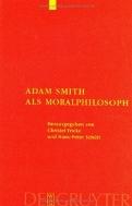 Adam Smith als Moralphilosoph (ISBN : 9783110180374)
