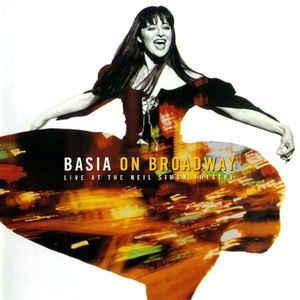 [수입] Basia - Basia On Broadway: Live At The Neil Simon Theatre