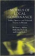 Models of Local Governance : Public Opinion and Political Theory in Britain   (ISBN : 9781349418749)