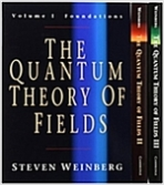 The quantum theory of field(1,2,3권) hardcover-묶음판매