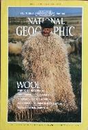 national geographic 영문판 1988년 5월호