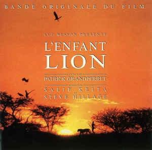 [수입] O.S.T (Salif Keita Et Steve Hillage) - L'Enfant Lion