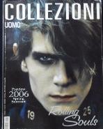 이탈리아 남성패션 잡지 Uomo Collezioni Italian Fashion Magazine No.52   /사진의 제품 / 상현서림 ☞ 서고위치:RT 3  *[구매하시면 품절로 표기됩니다]