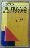 Longman Dictionary of American English ISBN 0-582-79797-7