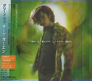 [일본] Mark Owen - Green Man [+1 Bonus Track]