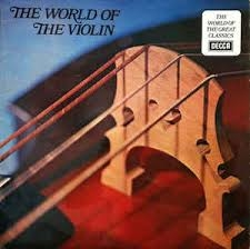 The World Of The Violin ///LP1