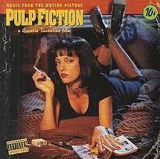 [일본반] O.S.T - Pulp Fiction