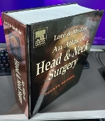 An Atlas Of Head And Neck Surgery (실사진참조)