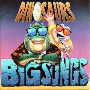 [수입] O.S.T - Dinosaurs Big Songs