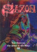 [미개봉][DVD] Saxon / Live Innocence - The Power & The Glory (미개봉)