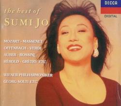 조수미 (Sumi Jo), Georg Solti / 베스트 오브 조수미 (DD4363)
