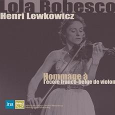 [미개봉] Lola Bobesco / 프랑코-벨기에 악파를 위한 오마주 [2CD 한정반] - 모차르트 : 바이올린과 비올라를 위한 2중주 KV 424 / 프로코피예프 : 바이올린 소나타 2번 / 브람스 : 바이올린 소나타 3번 외 (2CD/수입/미개봉/CDSMBA014)