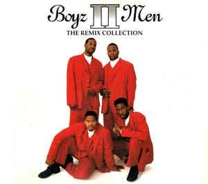 [일본반] Boyz II Men - The Remix Collection [+Mini CD][Digipack]