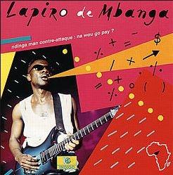 apiro de mbanga - 보이스와 일렉기타의 조화로운 라틴뮤직.