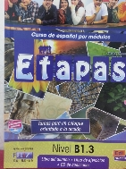 Etapa 1 Cosas. Manual de espanol para cursos intensivos/ Step 1 Things. Spanish Manual for Intensive