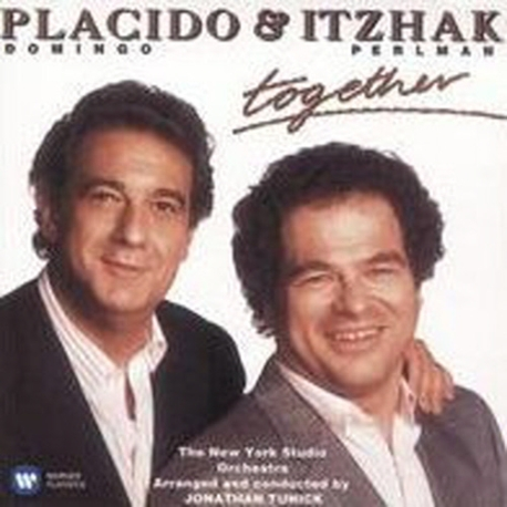 Itzhak Perlman, Placido Domingo / 펄만 & 도밍고 - 투게더 (수입/CDC7542662)