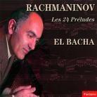 [수입] Abdel Rahman El Bacha - Rachmaninov 24 Preludes (라흐마니노프 : 24개의 전주곡) [Digipack]