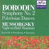 [수입] Rafael Kubelik - Borodin Symphony No. 2, Polovtsian Dances, etc.