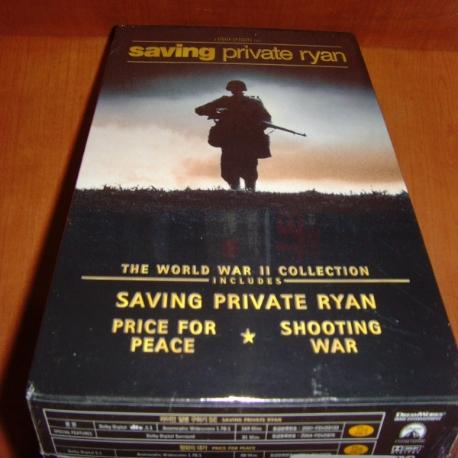 라이언 일병 구하기: 2차세계대전 기프트 세트 S.E [SAVING PRIVATE RYAN GIFT SET] 새상품 입니다.