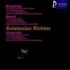 Sviatoslav Richter / Stravinsky, Bartok, Hindemith (YCC0040)