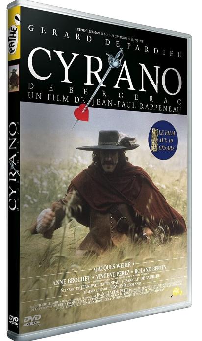 Cyrano de Bergerac (해외 직구 상품이라 우리말 자막 지원되지 않습니다.)
