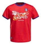 2014 월드컵 붉은악마 공식 티셔츠 (정품) - WE ARE THE REDS! [SIZE : 100]