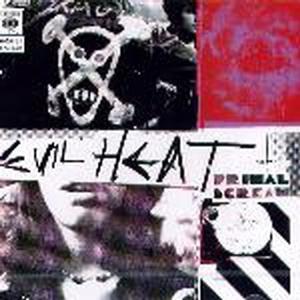[미개봉] Primal Scream / Evil Heat