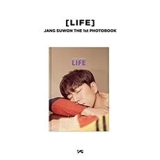 [미개봉] [DVD] 장수원 / [LIFE] JANG SUWON THE 1st PHOTOBOOK (퍼플 Ver)