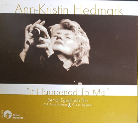 [수입] Ann-Kristin Hedmark - It Happened To Me