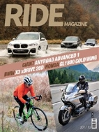 오토바이크 라이드 매거진 2017년-12월호 no 39 (Ride Magazine) (신209-7)