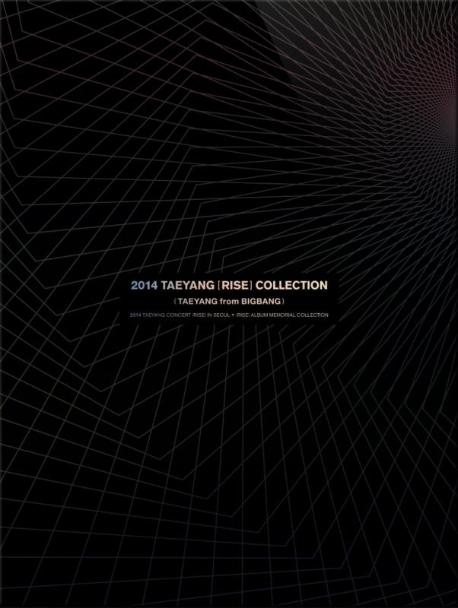 [수입] 태양 - Rise Collection [4 disc] (홍보용)