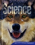 Harcourt Science Grade 4 - Student`s Book 2006 Edition - Hardcover