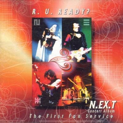 넥스트 (N.EX.T) - R.U. Ready? (First Fan Service) [2CD]