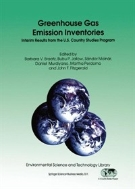 Greenhouse Gas Emission Inventories : Interim Results from the U.S. Country Studies Program (ISBN : 9789048147274)