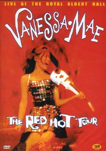 [중고] [DVD] Vanessa Mae / Live At The Royal Albert Hall : The Red Hot Tour