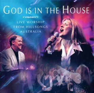 Hillsong ?? God Is In The House (CD) LIVE WORSHIP FROM HILLSONGS AUSTRALIA