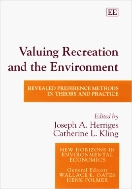 Valuing Recreation and the Environment : Revealed Preference Methods in Theory and Practice  (ISBN : 9781858986463)
