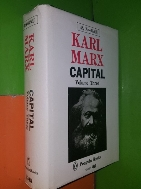KARL MARX CAPITAL Volume Three (새날원서시리즈1)