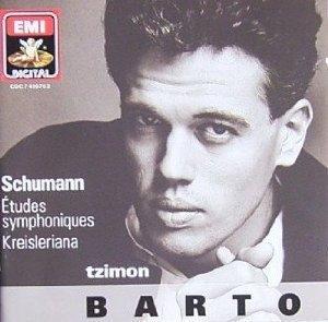 Robert Schumann, Tzimon Barto / Schumann: Kreisleriana & Symphonic Etudes (수입/미개봉/cdc7499702)