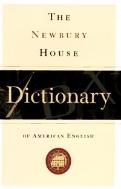 NEWBURY HOUSE DICTIONARY