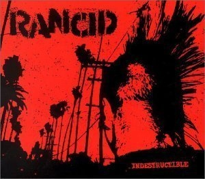 [중고] Rancid / Indestructible (Digipack)