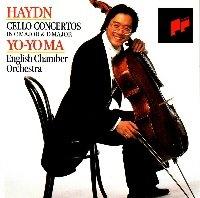 Yo-Yo Ma / 하이든 : 첼로 협주곡 1, 2번 (수입/SMK36674)