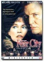 [DVD] 피어 시티 - Fear City (미개봉)
