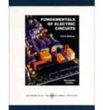 Fundamentals of Electric Circuits. Charles K. Alexander, Matthew N.O. Sadiku (Paperback)