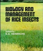 Biology and Management of Rice Insects   (ISBN : 9780470218143)