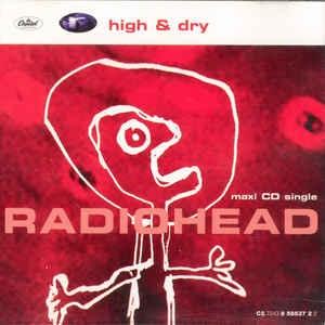 [수입] Radiohead - High & Dry
