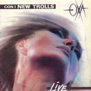 [LP] Anna Oxa Live: Con I New Trolls - Donna con Te / Senza di Me